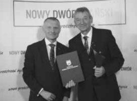 Velický exstarosta Pšurný byl oceněn v Polsku